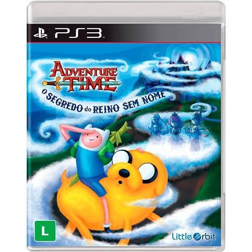 Adventure Time O Segredo Do Reino Sem Nome Ps3 Mídia Física
