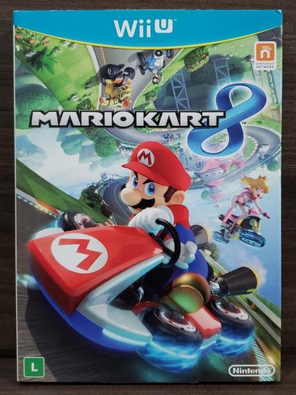 Mario Kart 8 Wii U + Super Mario 3d World Wii U