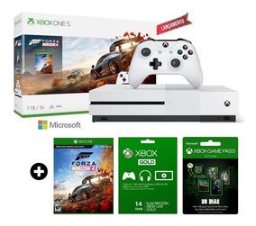 Xbox One S 1tb + Forza Horizon 4 Bundle Blu-ray 4k Hdr