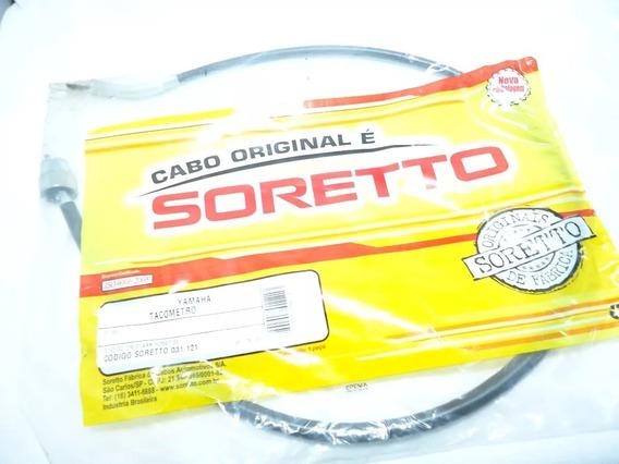 Cabo Tacômetro Conta Giros Dt 200 Original Scherer 31.121