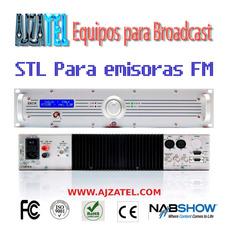 Enlace Fm Estudio Planta, Stl Band 230 Mhz, Enlace Banda 230