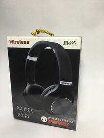 05 Fone Ouvido Wireless Bluetooth Jb-995 Extrabass