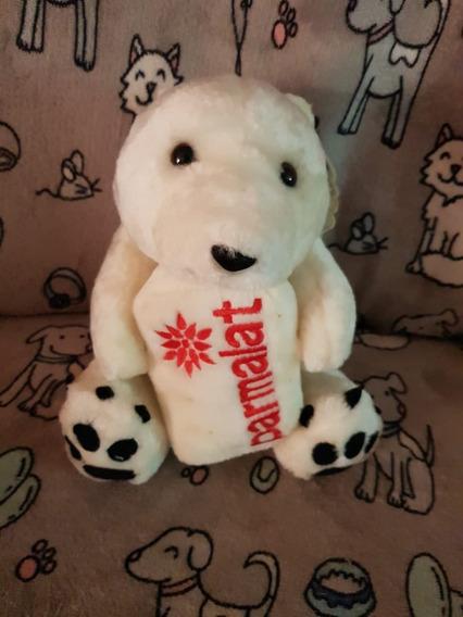 Urso Polar Pelúcia - Coleção Parmalat