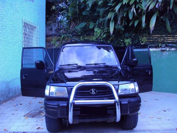 Hyundai Galloper 2.5 Luxo Turbo Diesel