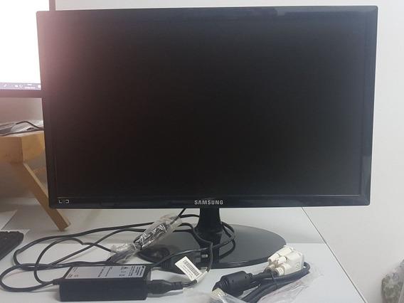 Samsung Led 22 Polegadas Monitor Full Hd S22a300b