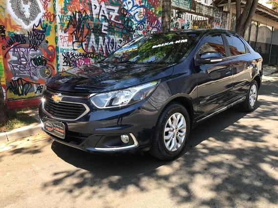 Chevrolet Cobalt 1.8 Elite Automático 2017 Baixíssimo Km
