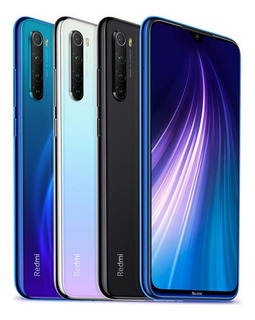 Celular Xaiome Redmi Note 8 64 Gb 4 Ram 48 Mpx 4 Glte