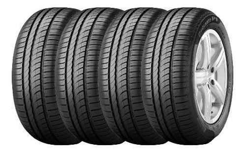 Paquete Con 4 Llantas 195/65r15 Pirelli Cinturato P1 91h