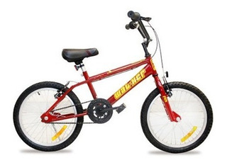 Bicicleta Wal-her 16 Varon Freestyle Pintada B8346