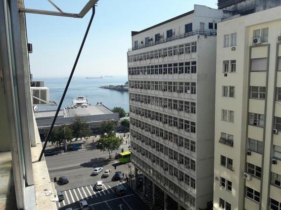 Sala Em Centro, Niterói/rj De 25m² À Venda Por R$ 135.000,00 - Sa613761