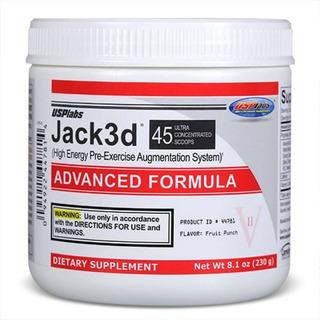 Pré Treino Jack 3d - Usp Labs