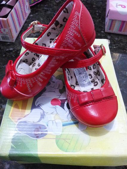 Zapatos Para Niñas Marca Klin Tallas 21