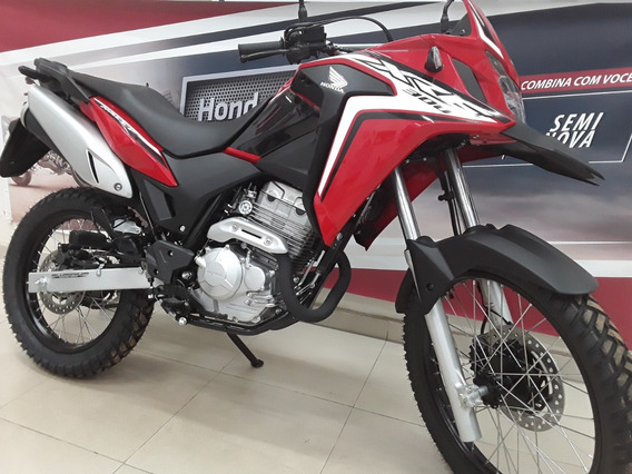 Honda Xre 300 Rally Farol Full Led, Novo Painel Abs Moderna