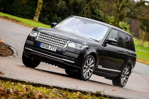 Sucata Retirada De Peças Range Rover Vogue Diesel