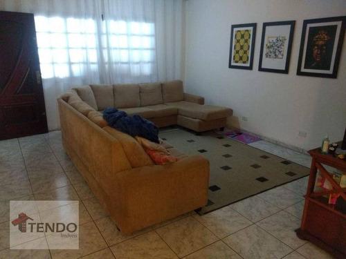 Imagem 1 de 17 de Imob01 - Sobrado 208 M² - Venda - 3 Dormitórios - 1 Suíte - Parque Selecta(montanhão) - São Bernardo Do Campo/sp - So0682