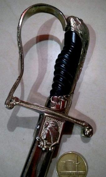 Antiguo Sable Mod 1910 C De Majo. Con Tiro De Gala. Bayoneta
