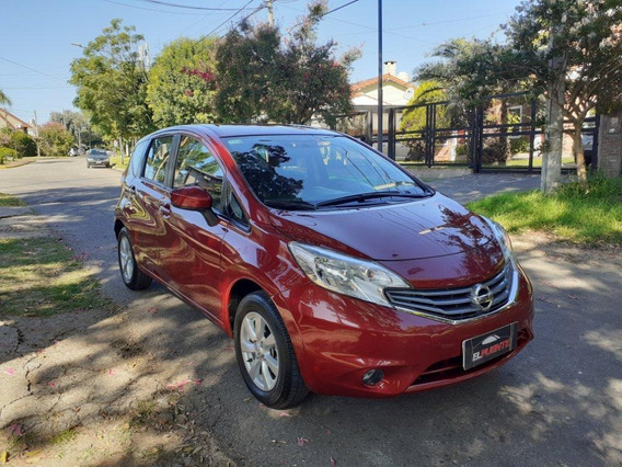 Nissan Note 1.6 Sense Pure Drive Manual