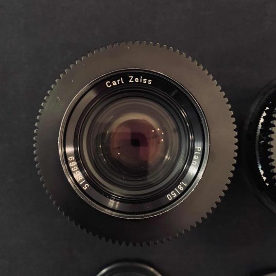 Lente Zeiss 50mm F1.8 Mount Pl ( Arri , Red, Sony )