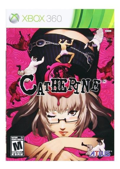 Catherine Original Jogo De Xbox 360