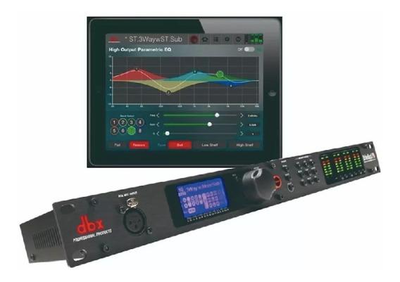Procesador De Audio Dbx Driverack Pa2 Drpa2 $$ Hot Sale !!