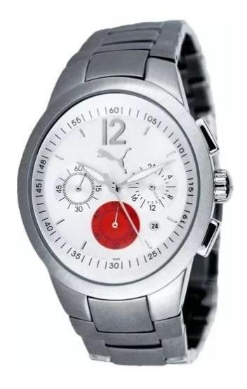 Relógio Puma Aço Inoxidável Original