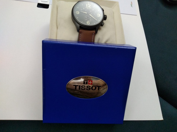 Relógio Tissot Xl Crono Quartzo Suíço Usado Masculino