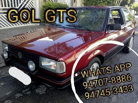 Volkswagen Gol 1.8 Gts 8v 1989