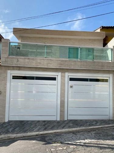 Imagem 1 de 30 de Casa Com 2 Dormitórios À Venda, 215 M² - Centro - São Bernardo Do Campo/sp - Ca11181