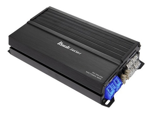 Imagen 1 de 8 de Amplificador Mini 4 Canales 880w Rms Rockseries Rks-p800.4dm
