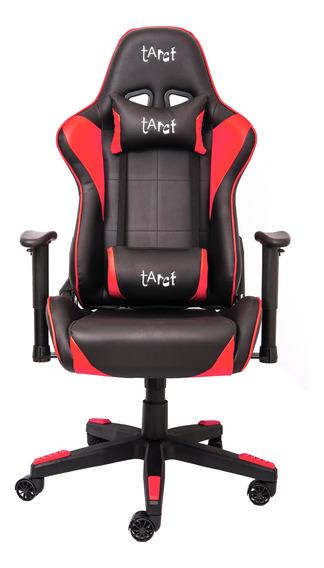 Cadeira Gamer Tarct Tct-9012 Preto/vermelho