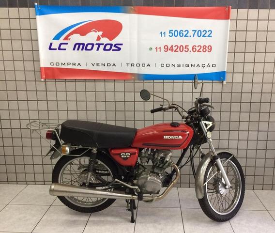 Honda Cg 125 Bolinha