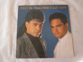 Lp Zezé Di Camargo E Luciano 1992 Coração Esta Em Pedaços