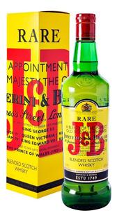 Whisky J&b X 750 Ml.