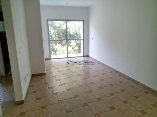 Apartamento Com 2 Dormitórios Para Alugar, 60 M² Por R$ 1.080,00/mês - Vila Amália (zona Norte) - São Paulo/sp - Ap0506