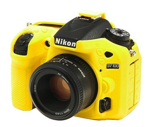 Imagen 1 de 5 de Funda Protectora Para Cámara Fotográfica Nikon D7100 / D7200