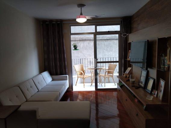 Apartamento Com 2 Dormitórios À Venda, 138 M² Por R$ 390.000,00 - Santa Rosa - Niterói/rj - Ap0512