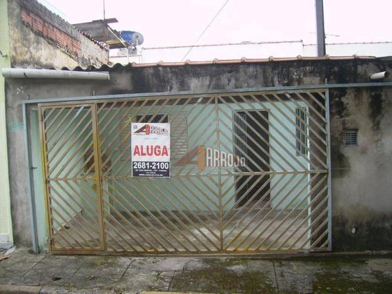 Casa Com 2 Dormitórios Para Alugar, 65 M² Por R$ 1.000,00/mês - Vila Marieta - São Paulo/sp - Ca0275