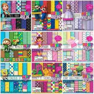 90 Kits Lagartixa / Print & Fun Scrapbook Digital