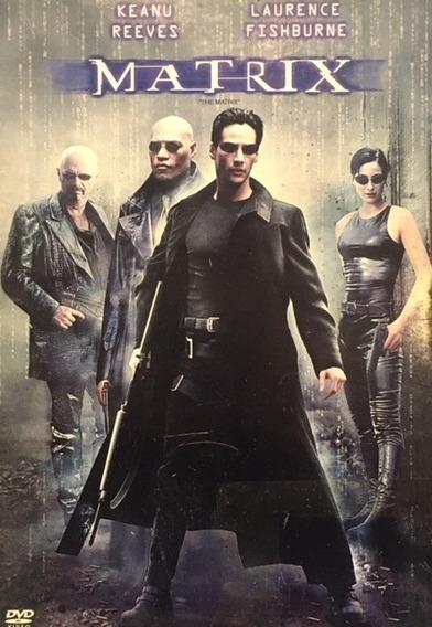Matrix - Dvd Original!