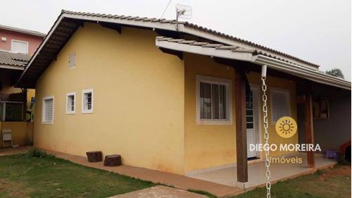 Casa Á Venda Em Terra Preta Com 2 Dormitórios. - Cs202