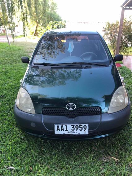 Toyota Yaris 1.5 Hb 5vel Aa Sol Ee Ba Mt 2000
