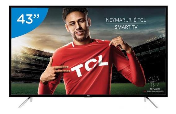 Tv Smart 43 Semi Nova 90 Dias De Garantia