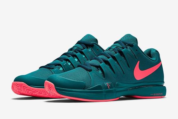 Tênis Nike Air Zoom Vapor 9.5 Tour Legend Rf Federer - Raro