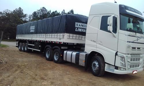 Volvo Fh 460 6x4  Ls (e5) 2019