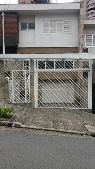 Sobrado Comercial Para Locação, Jardim Anália Franco, São Paulo. - So1045