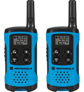 Walkie-talkie Comunicador 25km E 26 Canais Motorola T100br