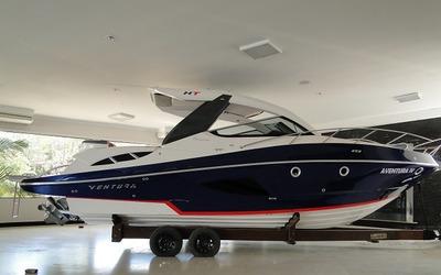 Lancha Ventura V350 Ht Premium 2017 Ñ Cimitarra Ñ Bayliner