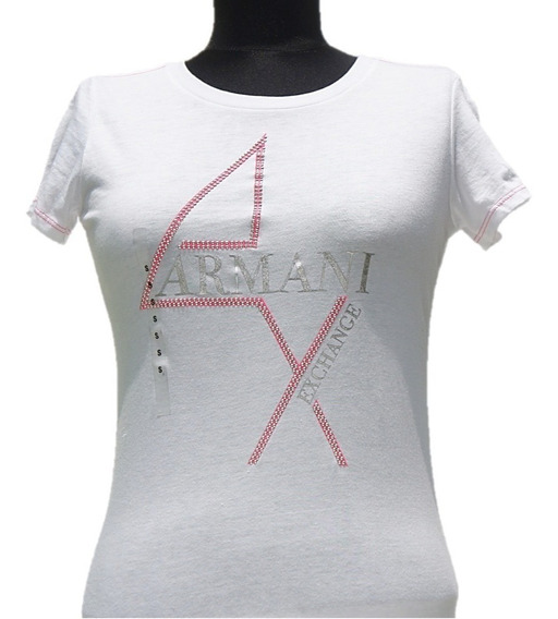 Playera Armani Exchange Phantom