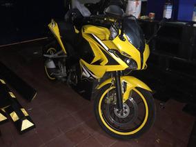 Moto Semi Deportiva Pulsar Rs 200 Excelentes Condiciones