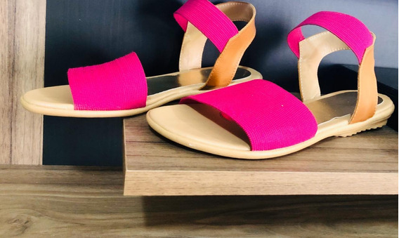 Sandalias Elastizadas